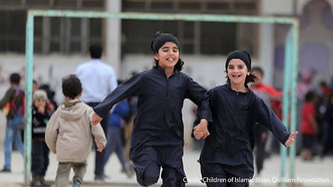 """Как """"Исламское государство"""" превращает детей в убийц"""