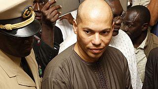 £27 million property of former Senegalese president's son seized