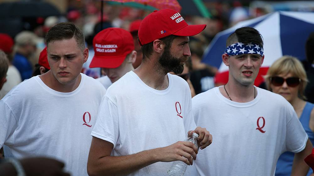 The Qanon conspiracy is bizarre. The psychology of its followers is dangerous.