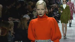 Paris Fashion Week : Miyake, Dior, Chanel et Iris van Herpen