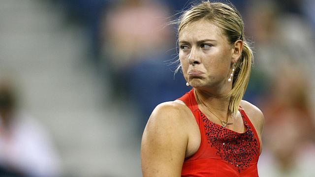 Maria 'Drugapova': game, set and meldonium
