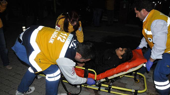 Five migrants, including baby, drown off Turkish coast