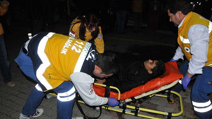 У берегов Турции снова тонут беженцы