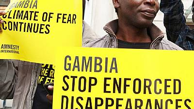 Human rights bodies demand the release of ailing journalist in Gambia