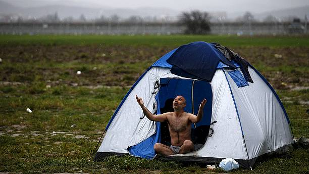 German Chancellor criticises closure of Balkans route for migrants