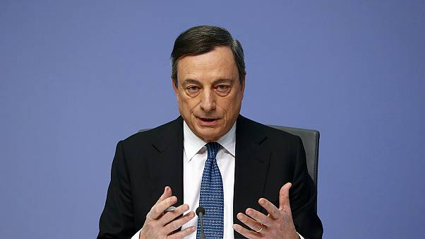 El BCE rebaja su tipo de interés al 0% y el de los depósitos de los bancos a un 0,4 negativo