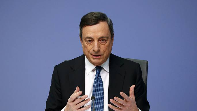 European Central Bank cuts main interest rate to zero to try to lift eurozone economy