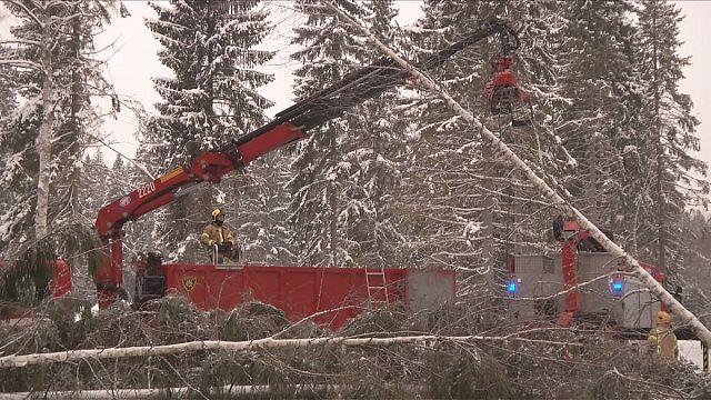 Новейшие технологии - в помощь финским спасателям и пожарным