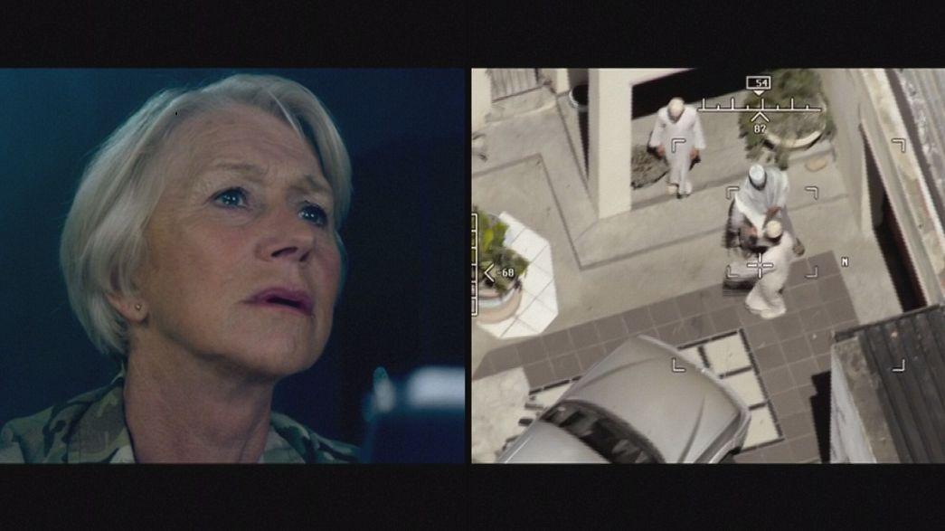 Eye in the Sky: Drone savaşları beyaz perdede