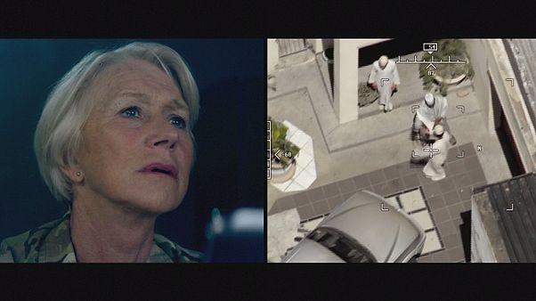 فیلم «چشمی در آسمان» و طرح پرسش استفاده نظامی از پهپاد
