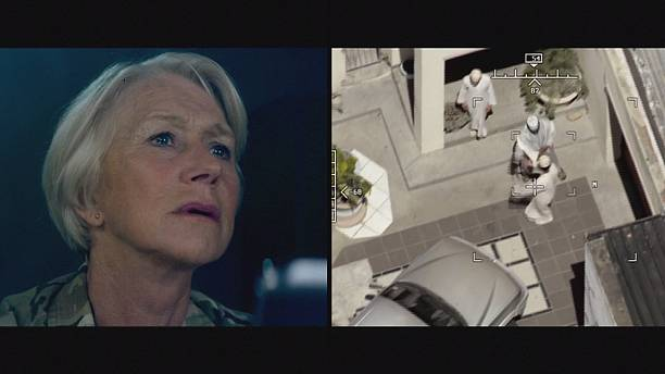 Helen Mirren stars in drone warfare drama