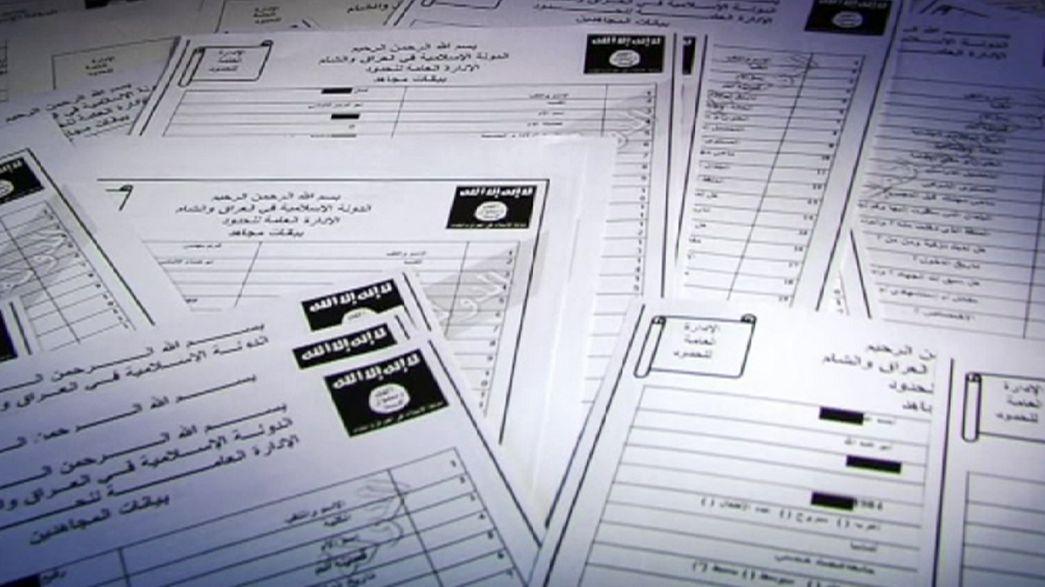 Isil leak: i documenti dello Stato islamico in possesso dell'intelligence europea