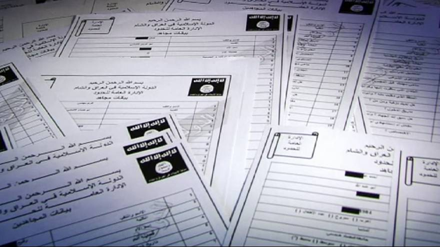 ISIL fighters identified in stolen documents