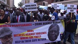 Zimbabwe: Protest against disappearance of gov't critic