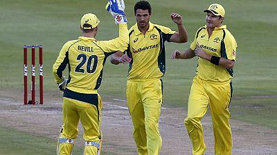 Australia vence a Sudáfrica y presenta su candidatura al título de la Copa del Mundo de críquet Twenty20