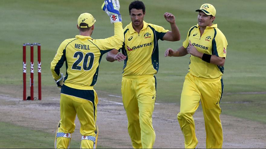 Australia warm up for World T20 with series win over South Africa