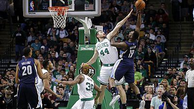 NBA: Em Boston mandam os Celtics