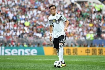 Mesut Ozil, of Turkish descent, played for Germany in the World Cup but recently quit, accusing team officials of racism.