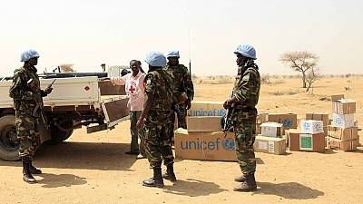 South African peacekeeper killed in Darfur