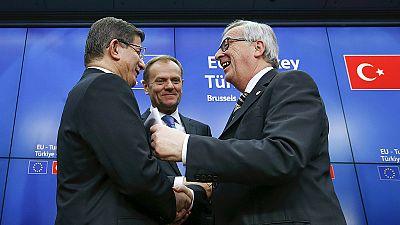 Piano UE-Turchia, dubbi tra i ministri dell'Interno