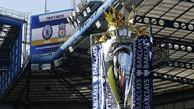 Barclays Premier League trophy tours South Africa