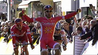 Paris-Nice: Bouhanni wins stage four