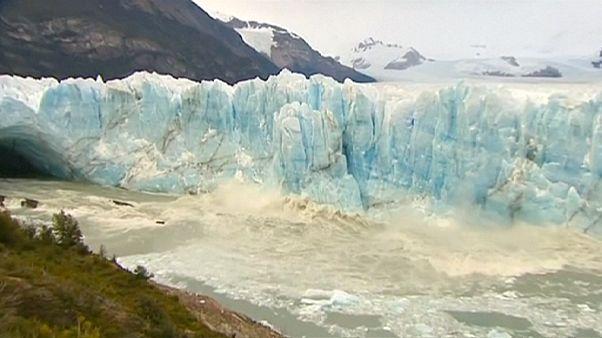 Dev buzul bir kez daha bölündü