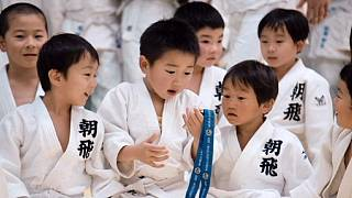 Le judo comme thérapie après le tsunami