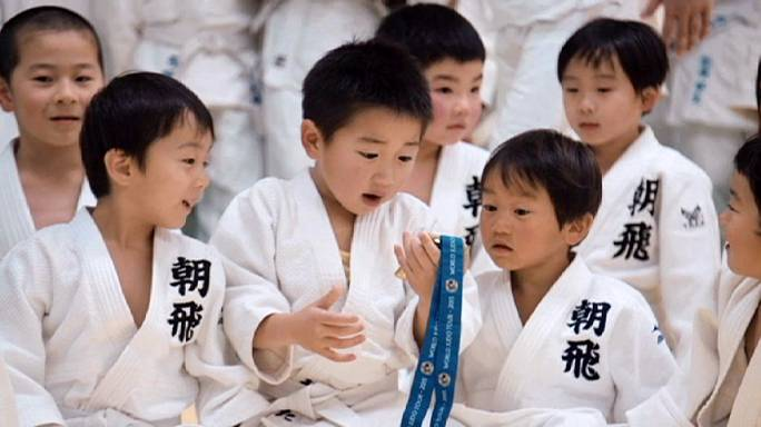 Judo helping to heal the emotional scars left by 2011 tsunami