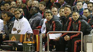 Liverpool beat Man United; Dortmund crush Tottenham