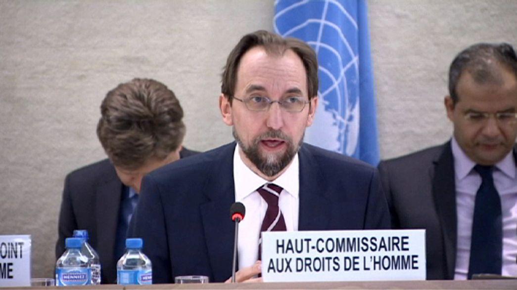 Migrantes: ONU questiona compatibilidade de acordo UE-Turquia com Direitos Humanos