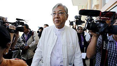 Aung San Suu Kyi loyalist poised for Myanmar presidency