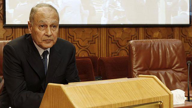 الجامعة العربية تنتخب أحمد أبو الغيط أمينا عاما جديدا