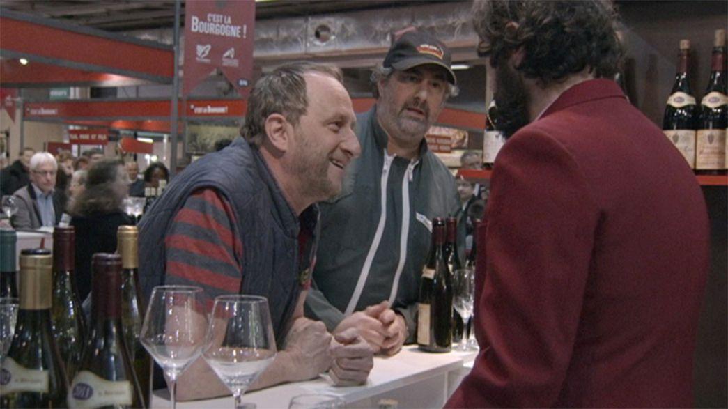 """""""Saint Amour"""": Weinprobe und Selbstfindung mit Gérard Depardieu"""