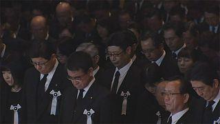 Le Japon rend hommage aux victimes du tsunami