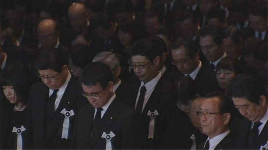 Japan remembers tsunami victims