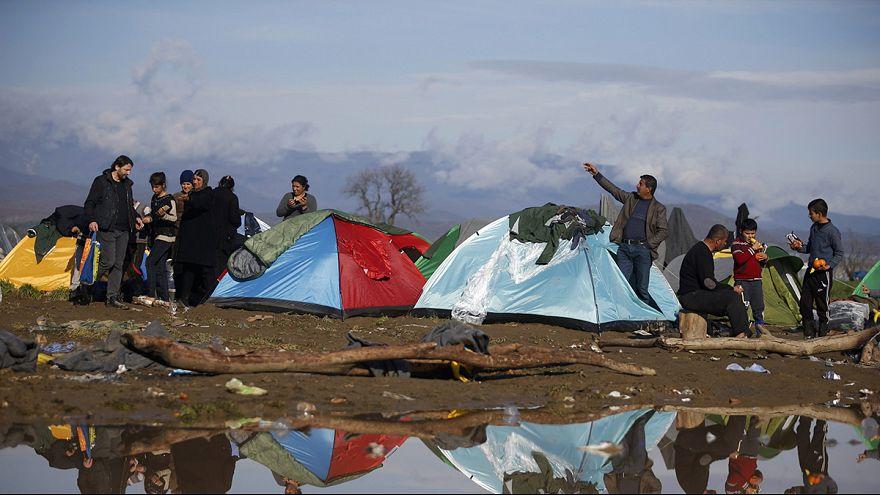 euronews-Korrespondent: Mehr als 40.000 Flüchtlinge in Griechenland