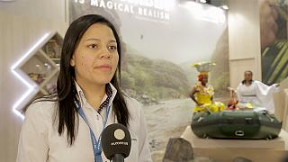 Promoting Colombian assets in Europe