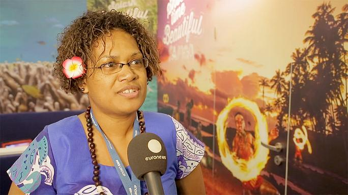 South Pacific Islands make their voices heard at ITB