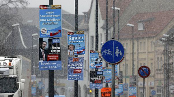 A menekültválság óta először voksolnak három német tartományban