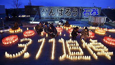 Le Japon commémore le 5e anniversaire du tsunami et du tremblement de terre de 2011