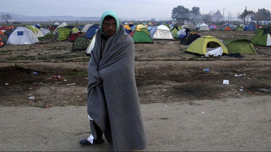 Migrants risk all to cross the Aegean Sea