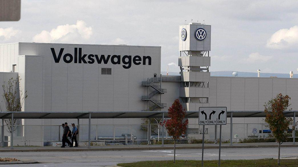 Volkswagen sales fall further