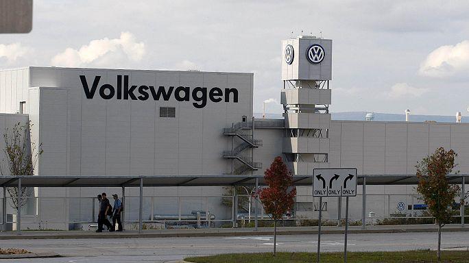 Volkswagen satışları Şubat'ta da geriledi