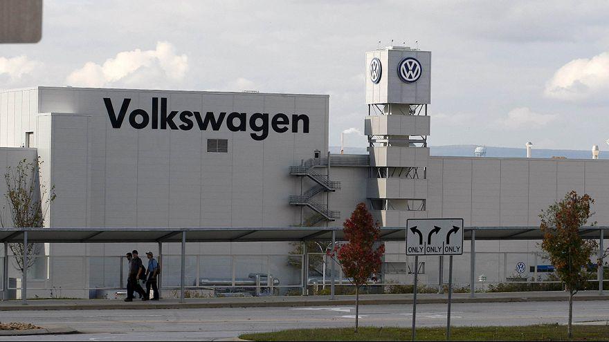 تراجع مبيعات فولسفاغن بنسبة 4.7 بالمئة في فبراير
