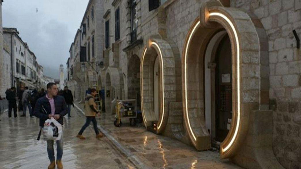 Star Wars: The force descends on city of Dubrovnik for new film