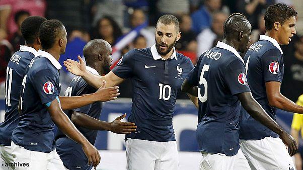 Франция может рассчитывать на Бензема