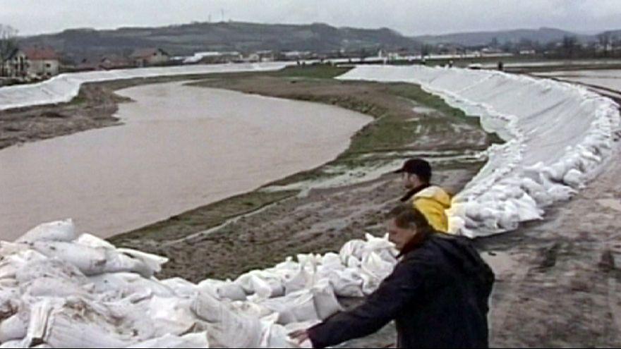 Sırbistan'da aşırı yağışlar sebebiyle olağanüstü hal ilan edildi