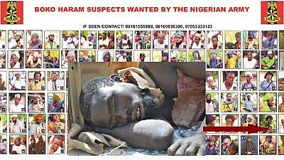 Nigerian army kills 'wanted' Boko Haram terrorist