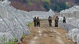 Greek-Macedonian border 'not closed' says president